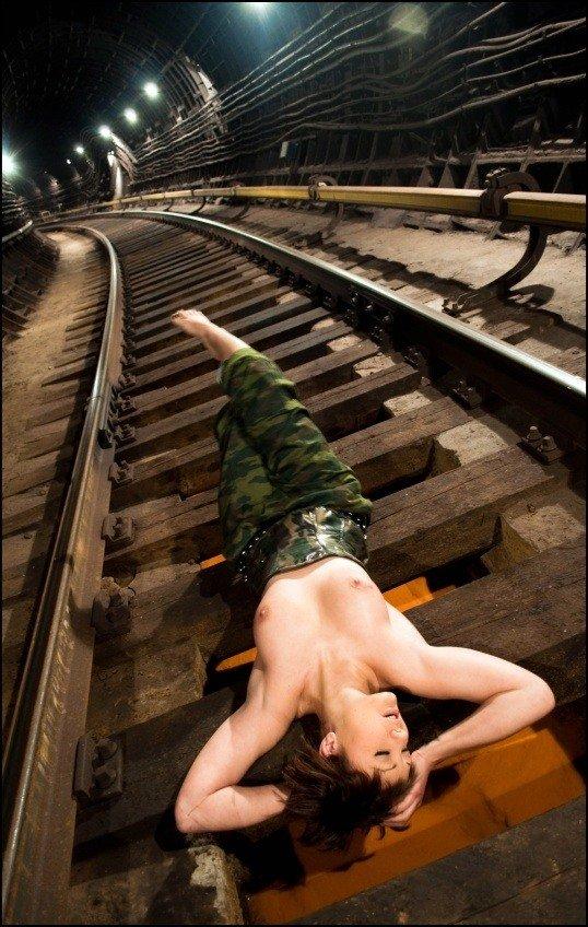 метро дигер который устроил секс в