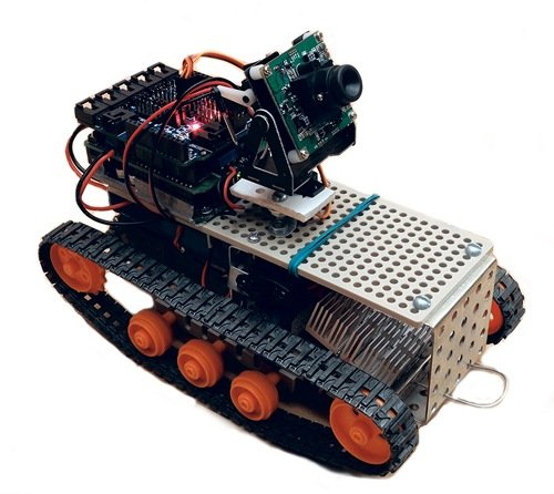 Управление роботами своими руками фото 946