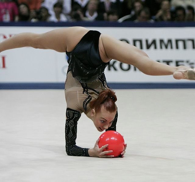 Билеем, прикольные картинки о гимнастике