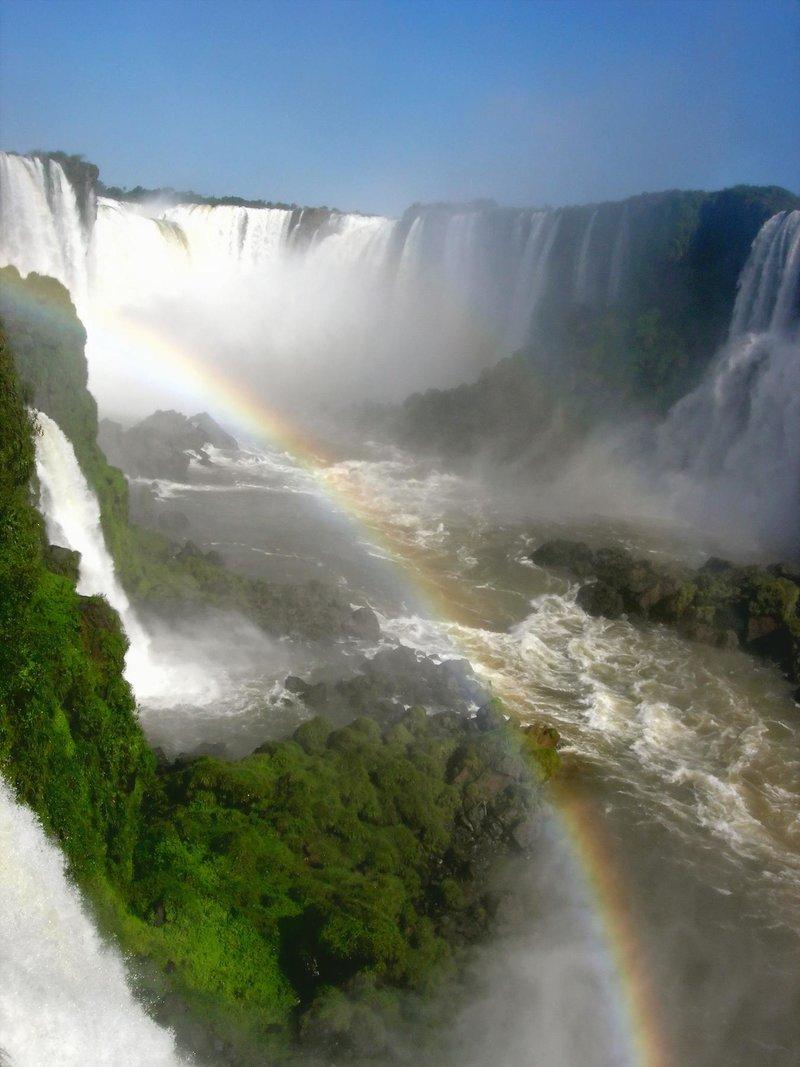 Игуассу #бразилия #водопад #отпуск #рио