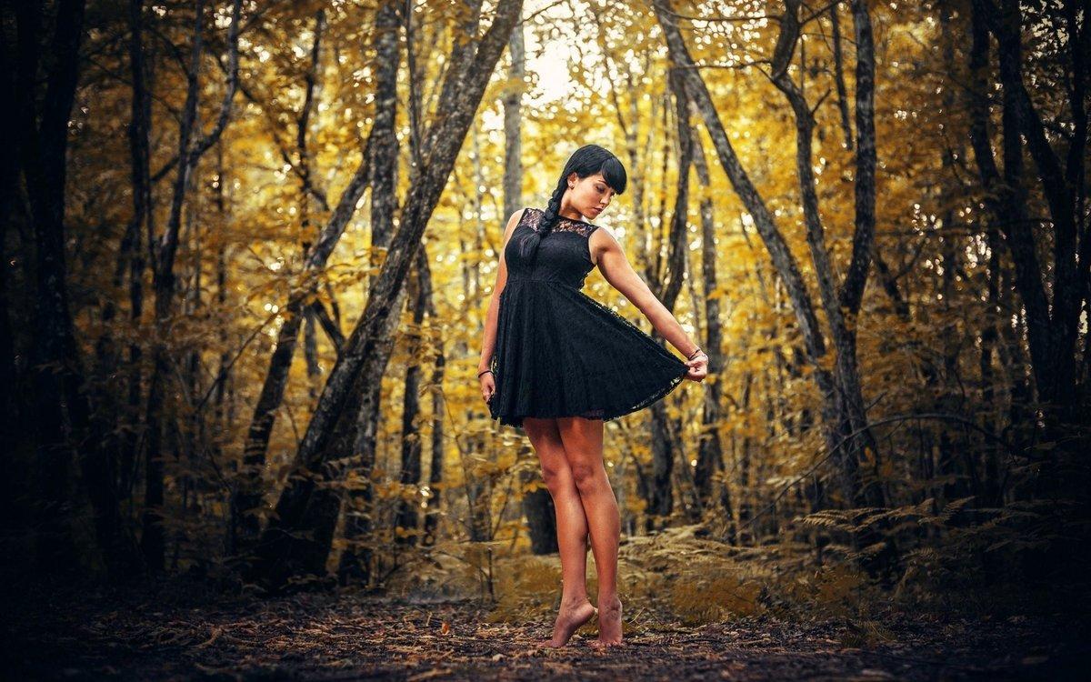 женские позы для фотосессии в лесу летом бурков