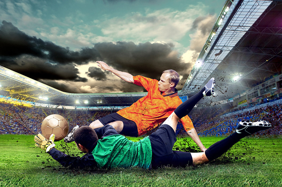 блог футбол в картинках