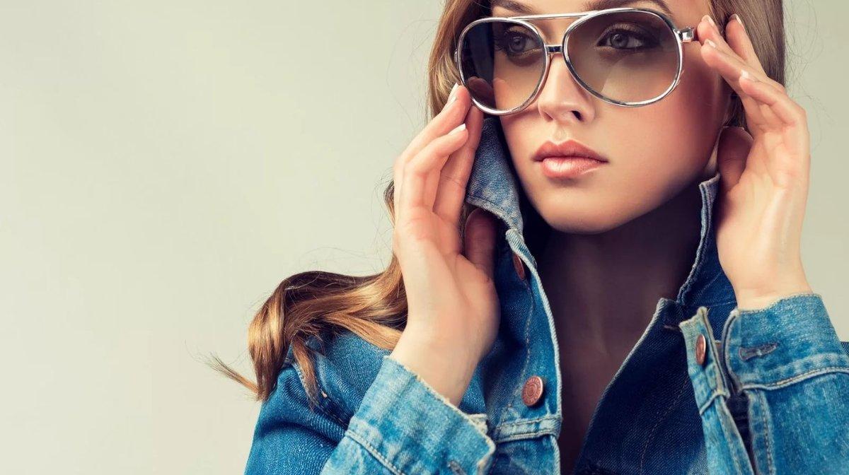 девушки в стильных очках видео делитесь фотками