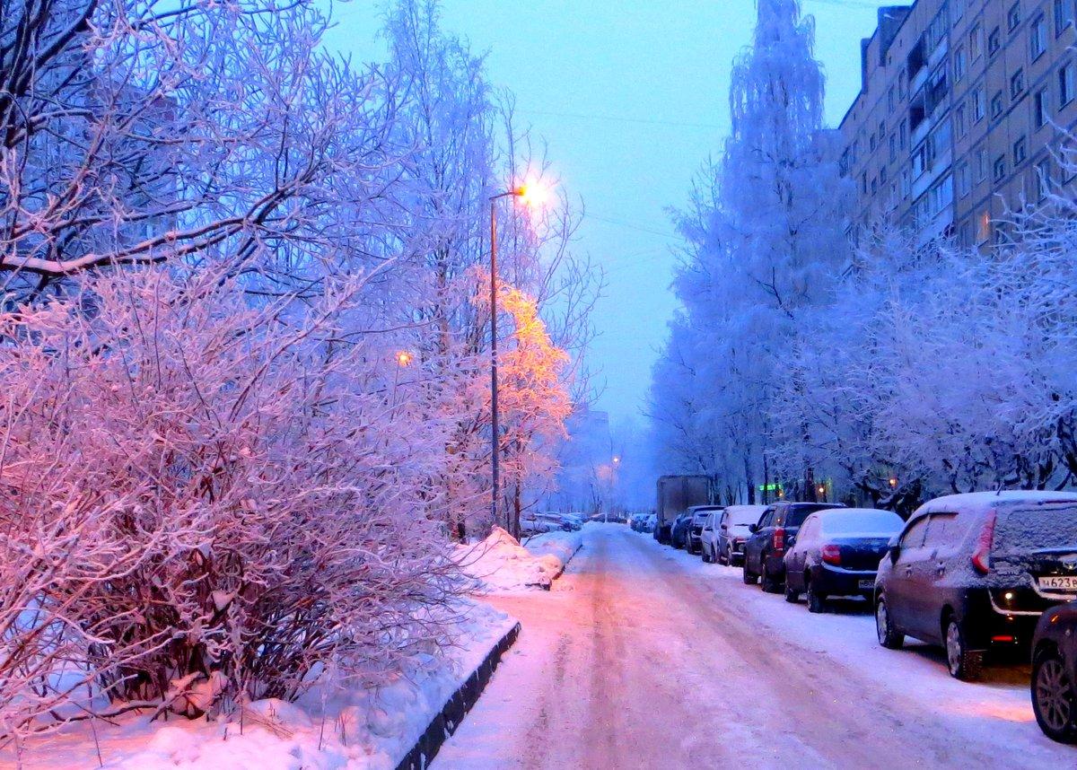 Все картинки зимы в городе старо-татарская слобода
