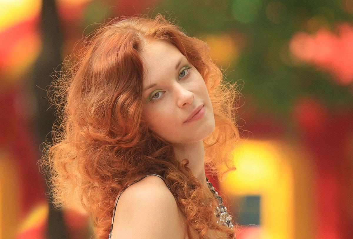 Сайт знакомств с рыжими женщинами