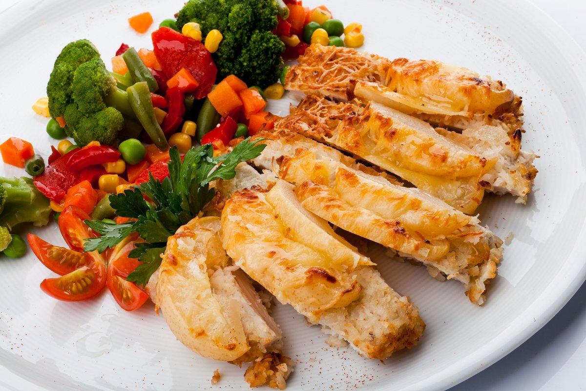 диетические блюда из мяса рецепты с фото одна моя