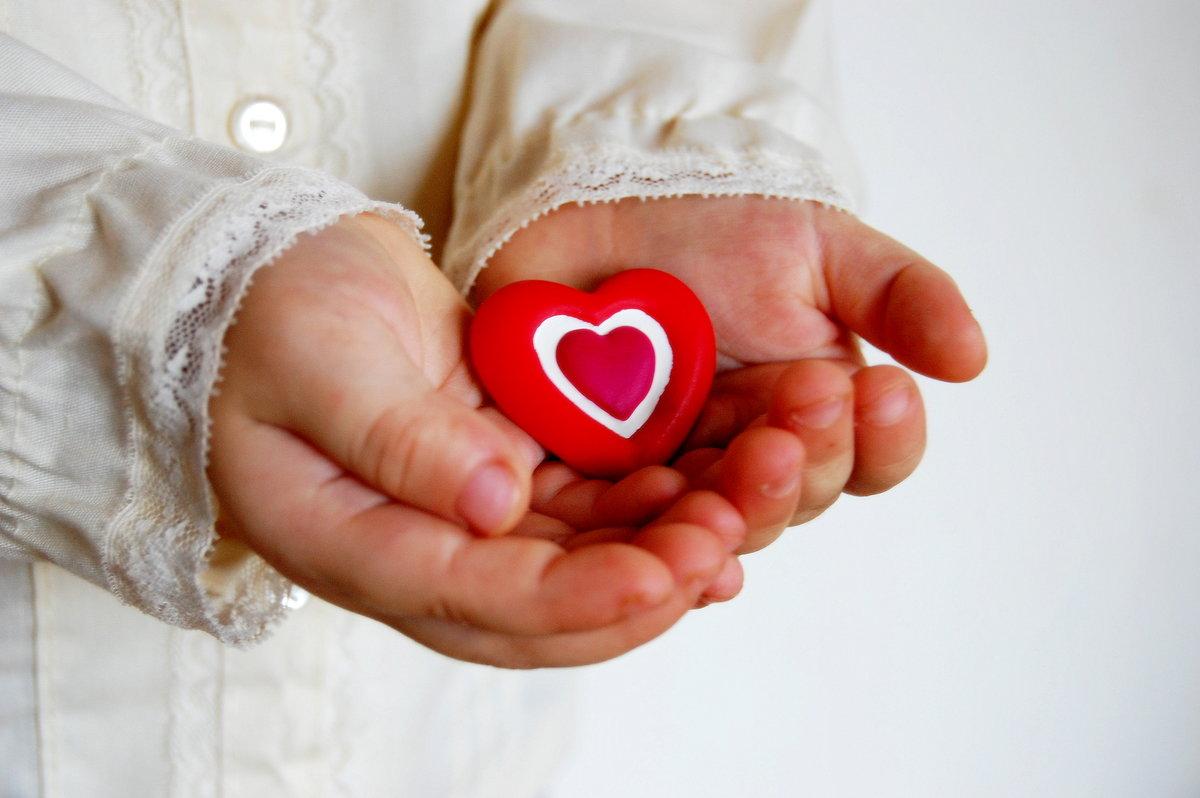 Картинки о доброте и любви с словами, для