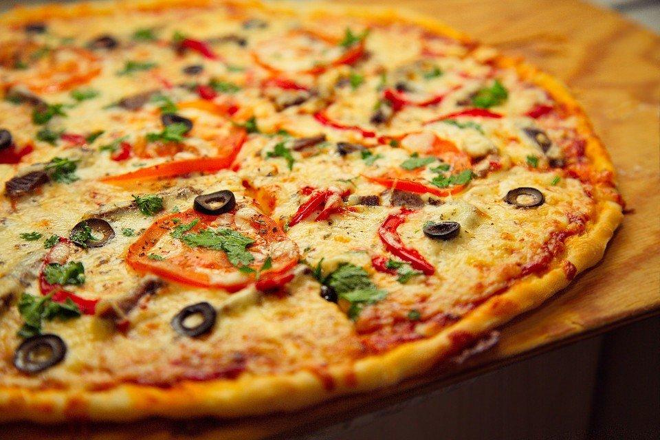 Рецепт приготовления пиццы в картинках