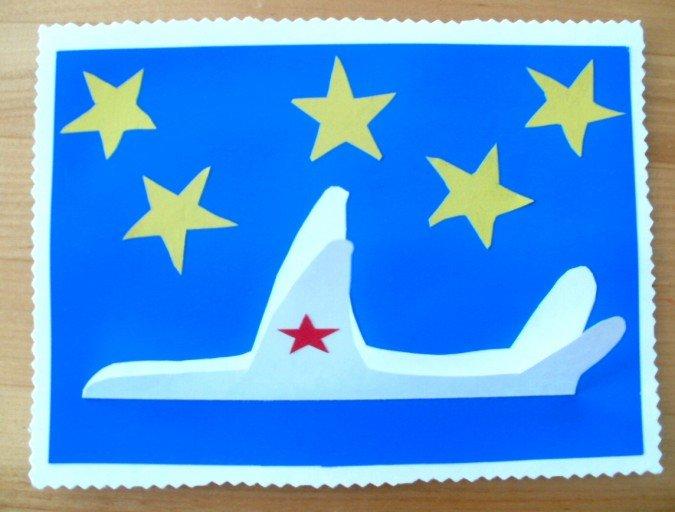 открытка для ракетчиков своими руками 23 февраля подборка прекрасного пола
