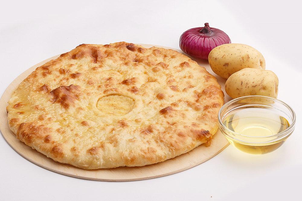 рецепт осетинских пирогов с картинками них
