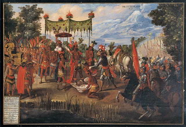 spanish colonization of mexico Early spanish expeditions to mexico the expedition of cordoba 1517 the spaniard who went native, gonzalo guerrero the expedition of juan de grijalva 1518.