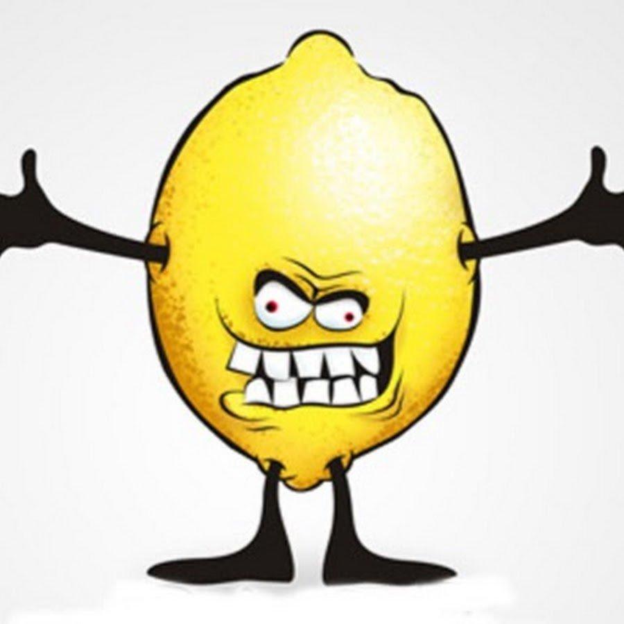 Картинки смешных лимонов, пожелания