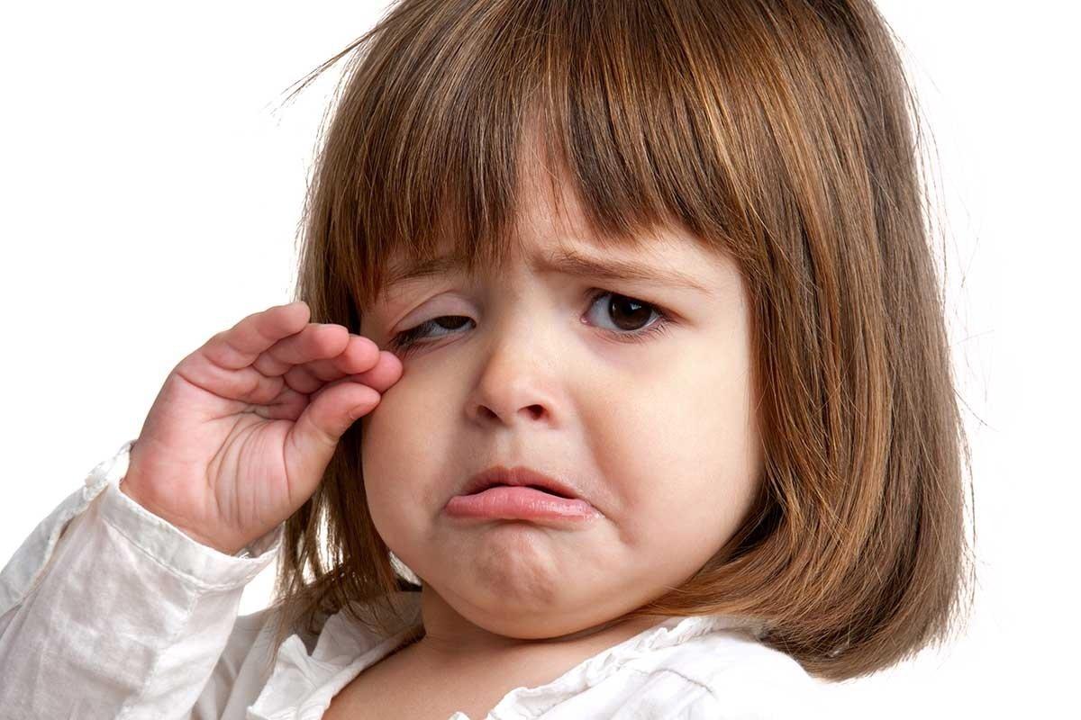 Ребенок плачет. Что делать?