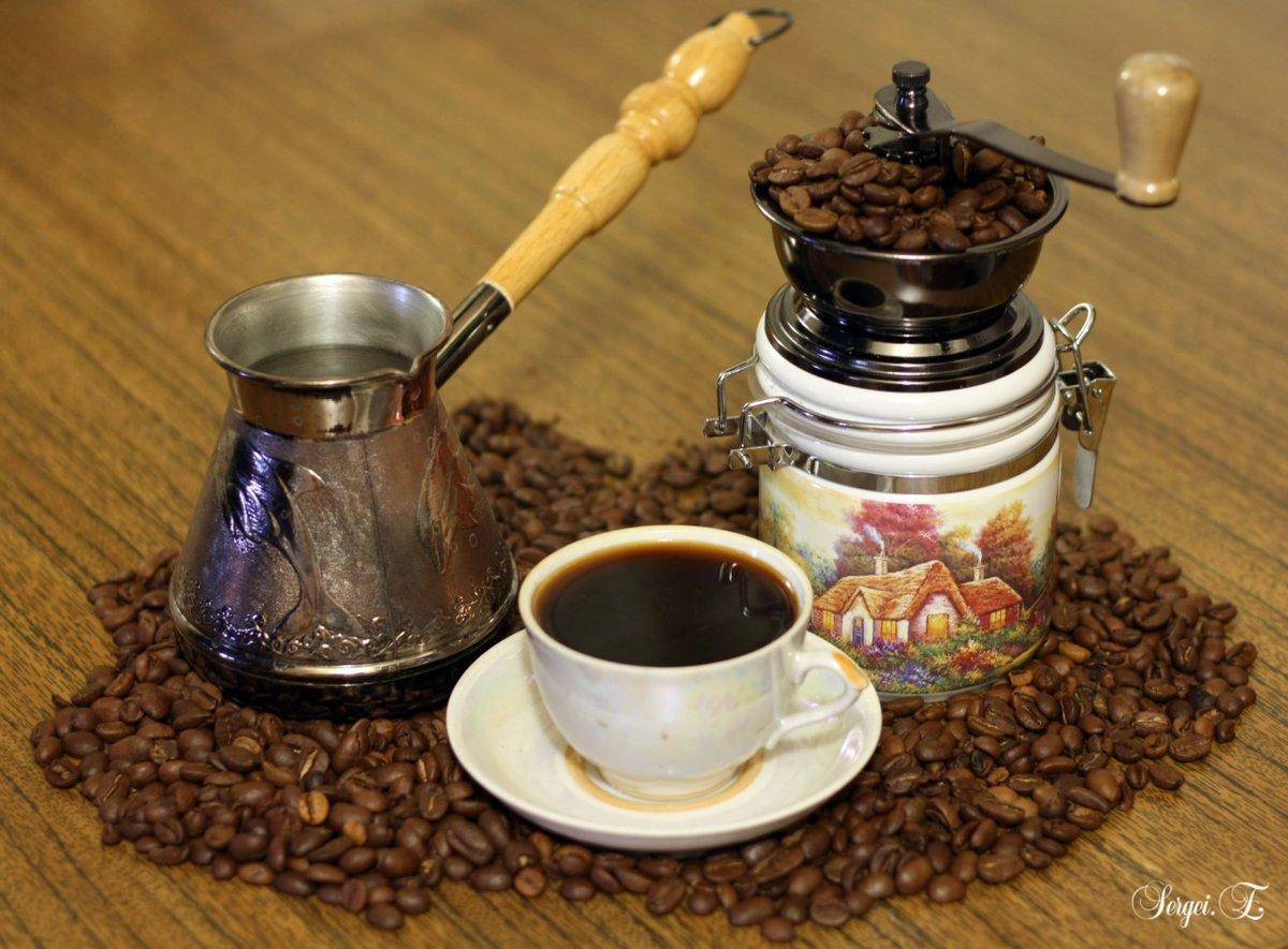 картинки кофе и кофемолка своих последних проектах
