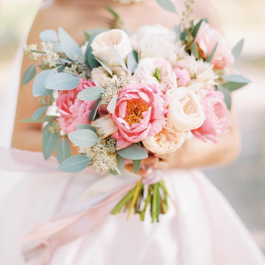 Эксклюзивный свадебный букет невесты фото 2017