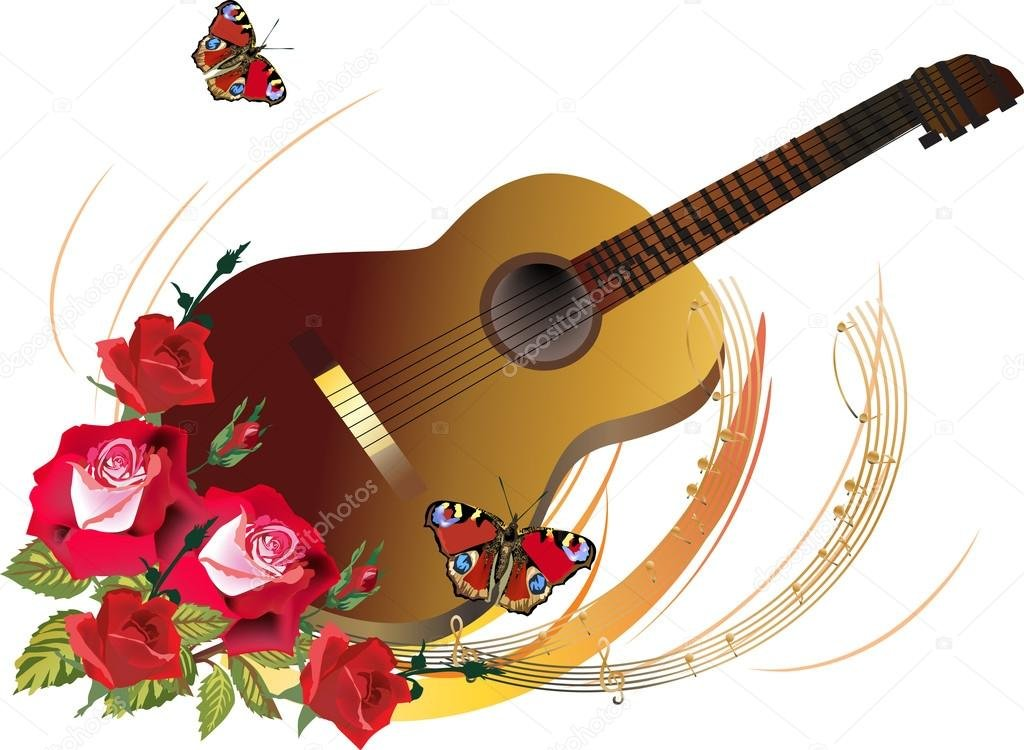 картинки с днем учителя музыки гитара