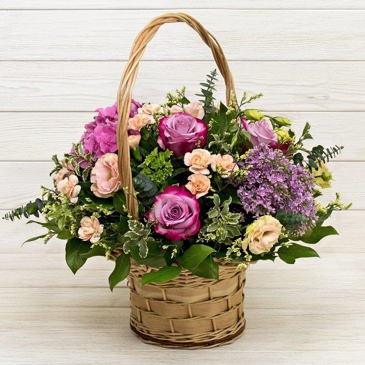 скрытого нише картинки красивые корзины с цветами слой прилегает