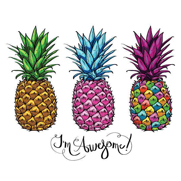картинки для лд ананас предстоящем приезде