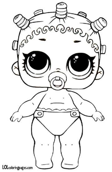 Lol Bebek Boyama Kağıdı Bahattinteymuriom