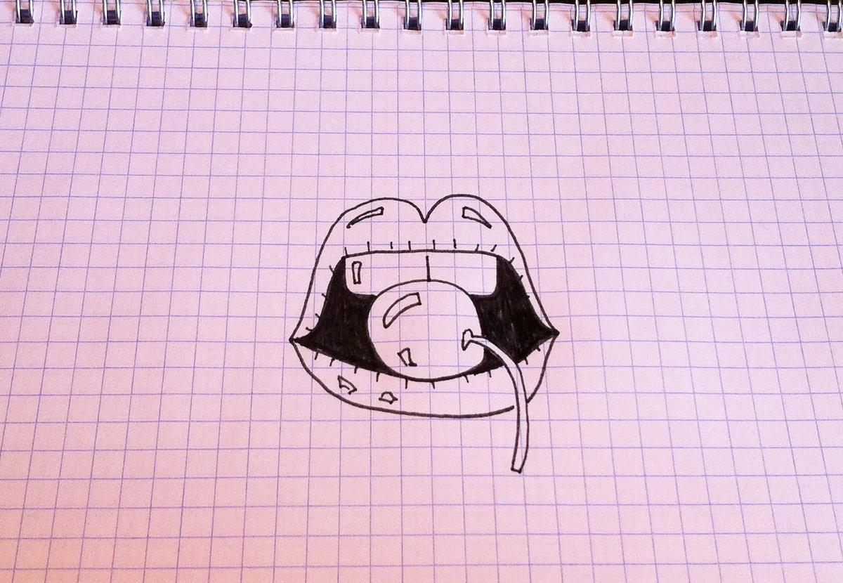 Как нарисовать прикольные рисунки по