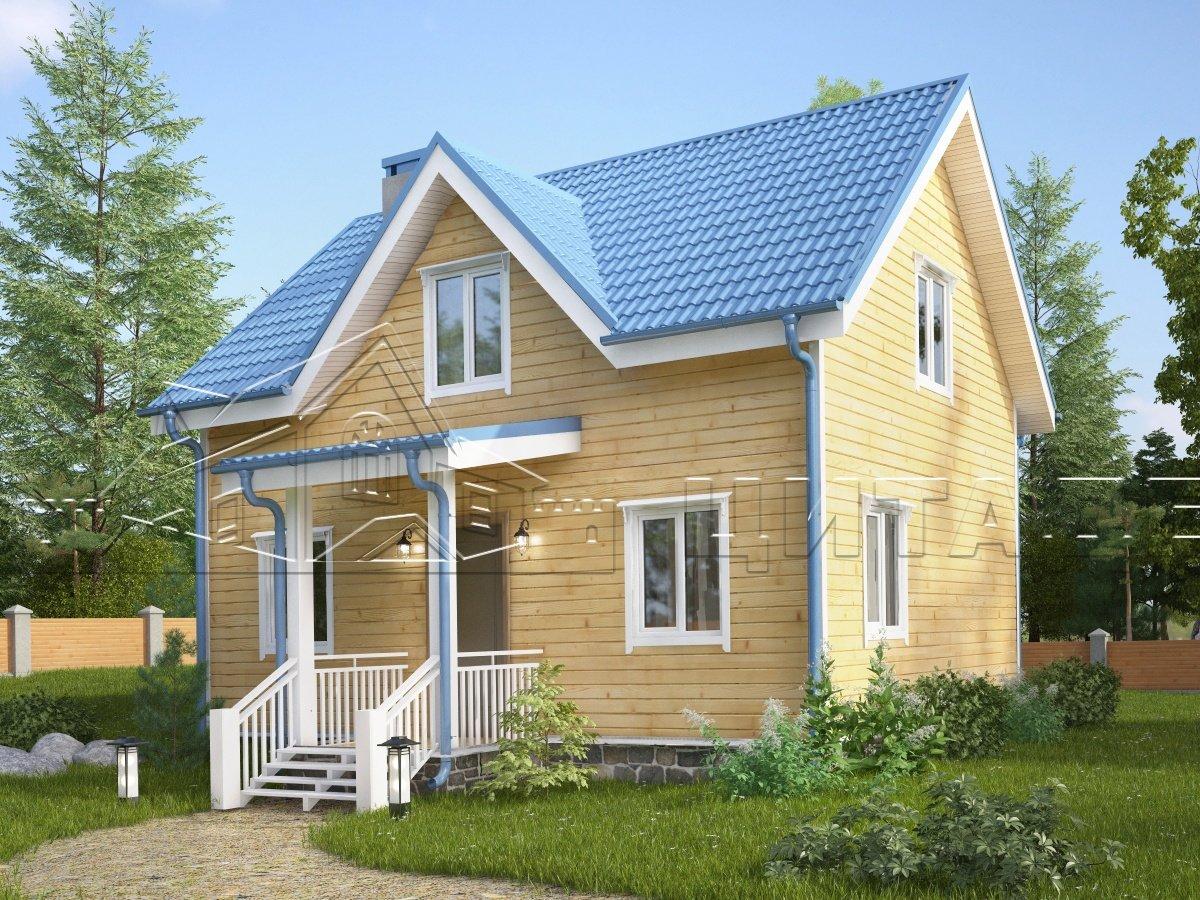 Построить дом из пеноблоков недорого фото домов ателье