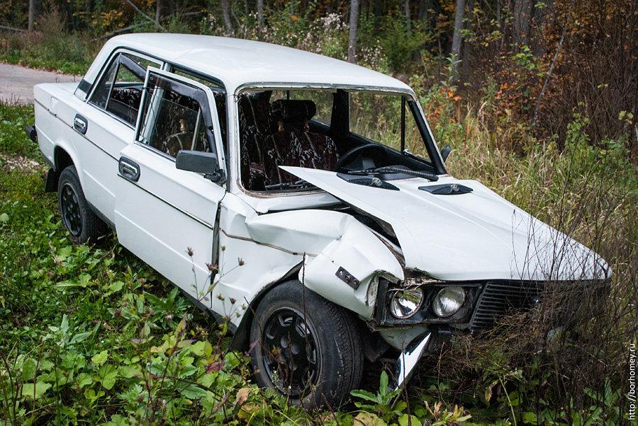 Все картинки разбитых машин
