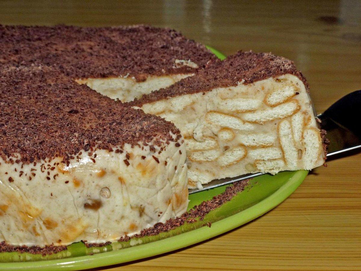 Быстрые торты без выпечки рецепты с фото