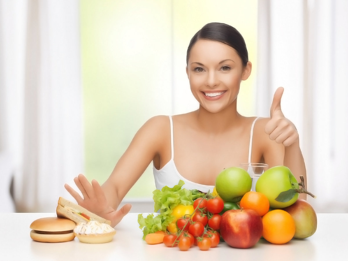 Картинка о диете