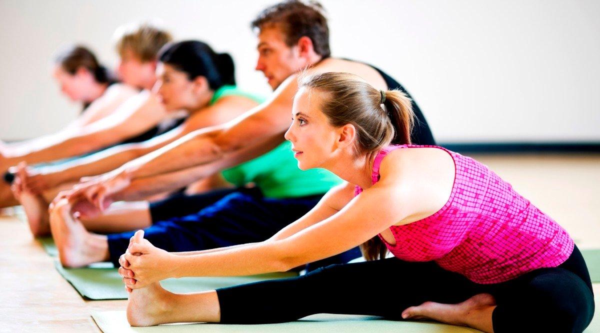 Йога Для Похудения Обучение.