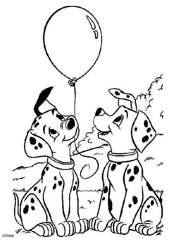 Открытки с днем рождения далматинцы