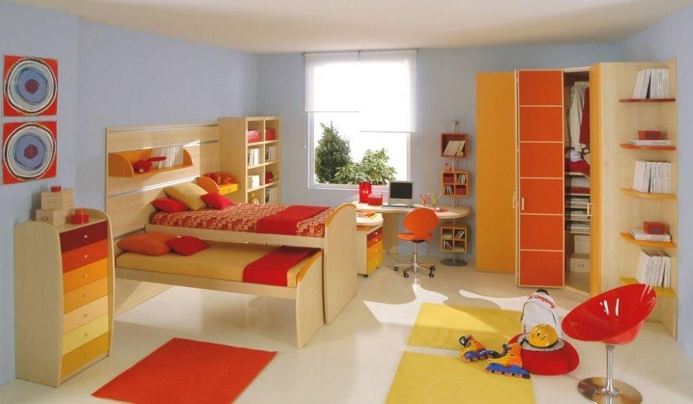 Дизайн спальной комнаты 3 на 5
