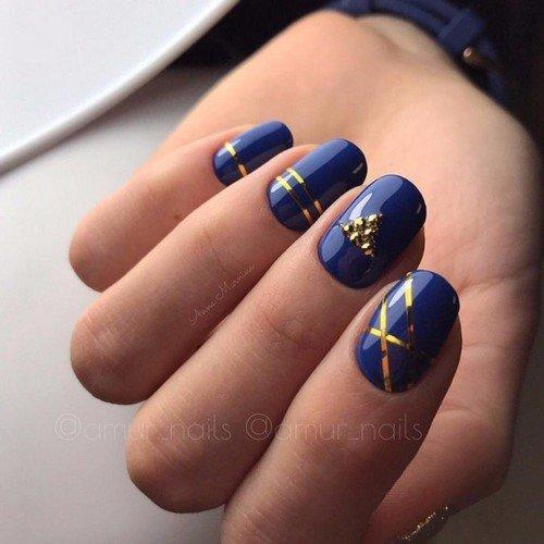 дизайн ногтей фото со