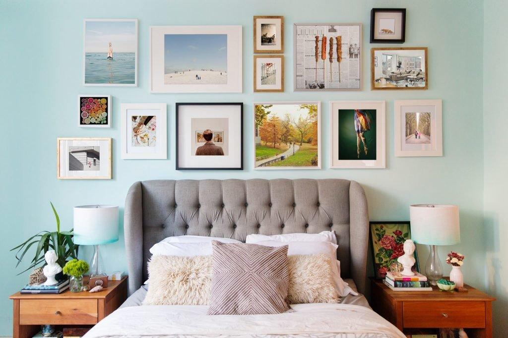 Как красиво повесить картинки над кроватью, месяцами картинки мальчику