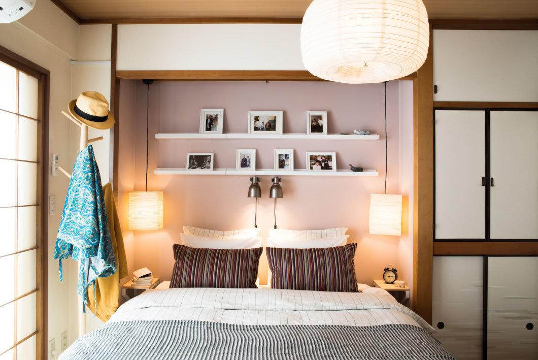 Мебель для маленькой спальни в картинках