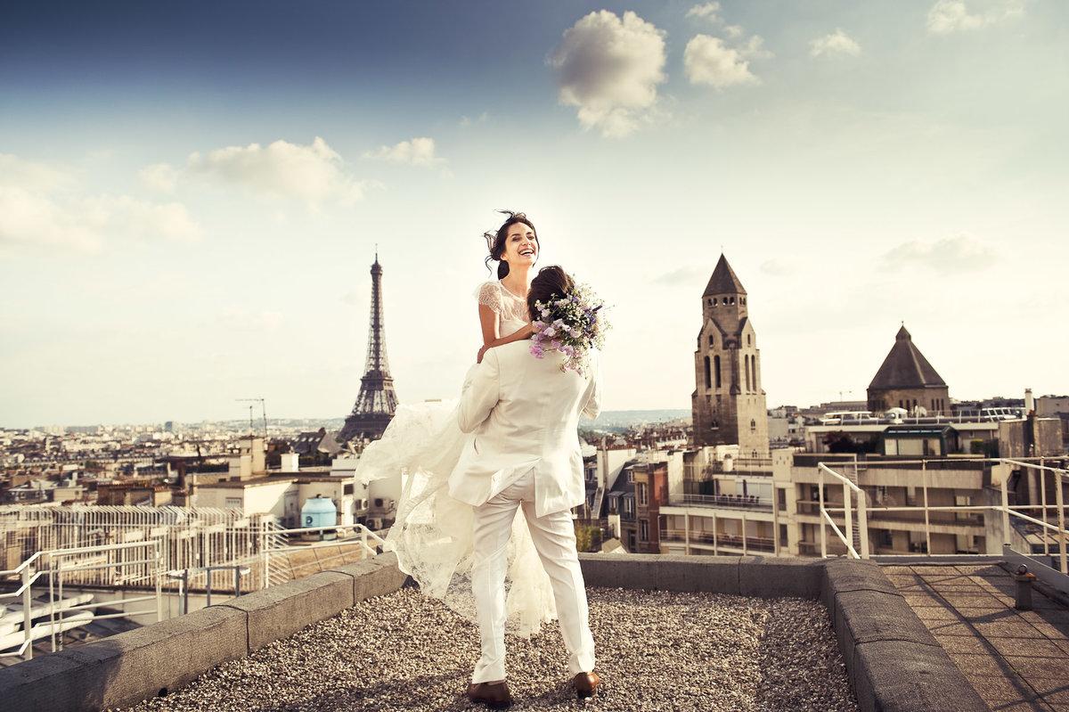 делают такие свадебное фото в париже площадке оформляются сотни