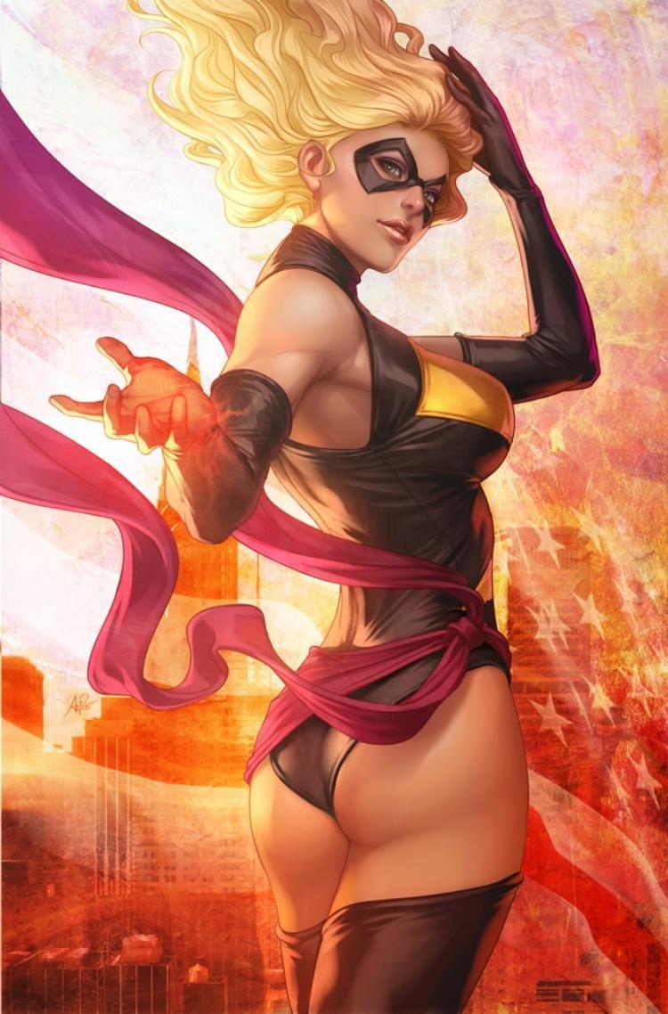 самые сексуальные супергерои