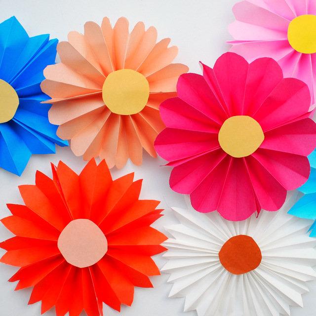 котлеты картинки поделок цветов из бумаги только слышат