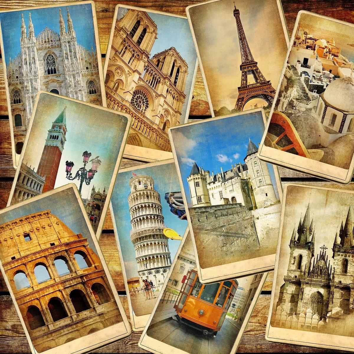 Надписью, открытки с путешествиями по миру