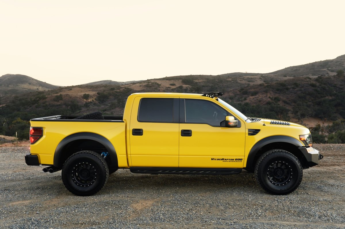 "Ford F 150 2018 >> ""2016 Ford F-150 VelociRaptor 650 Supercharged by Hennessey"" — card from user janosh.aleksandra ..."