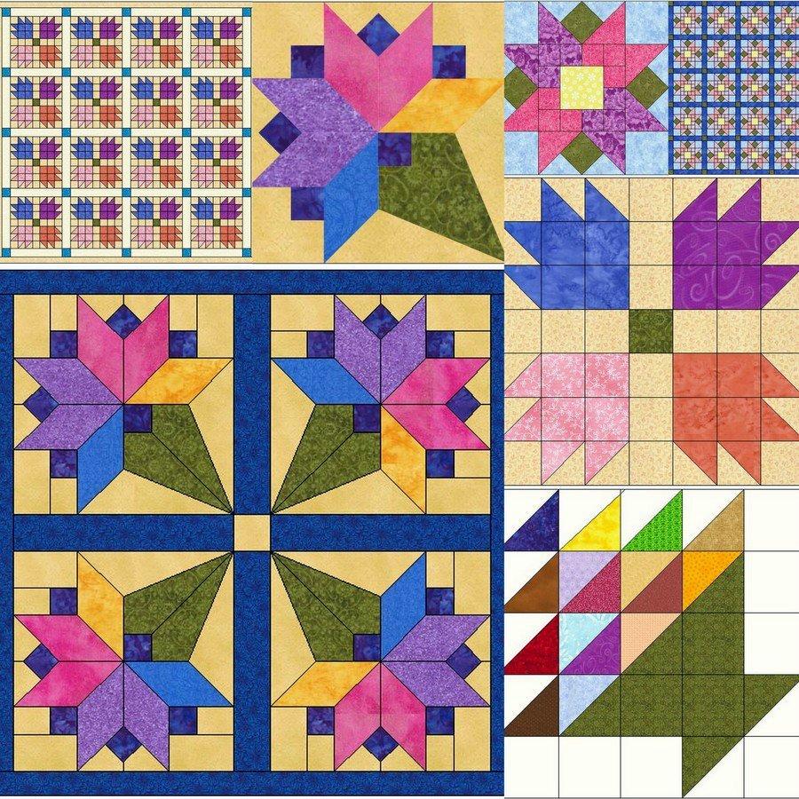 картинки узоры квадратиками разделе собраны