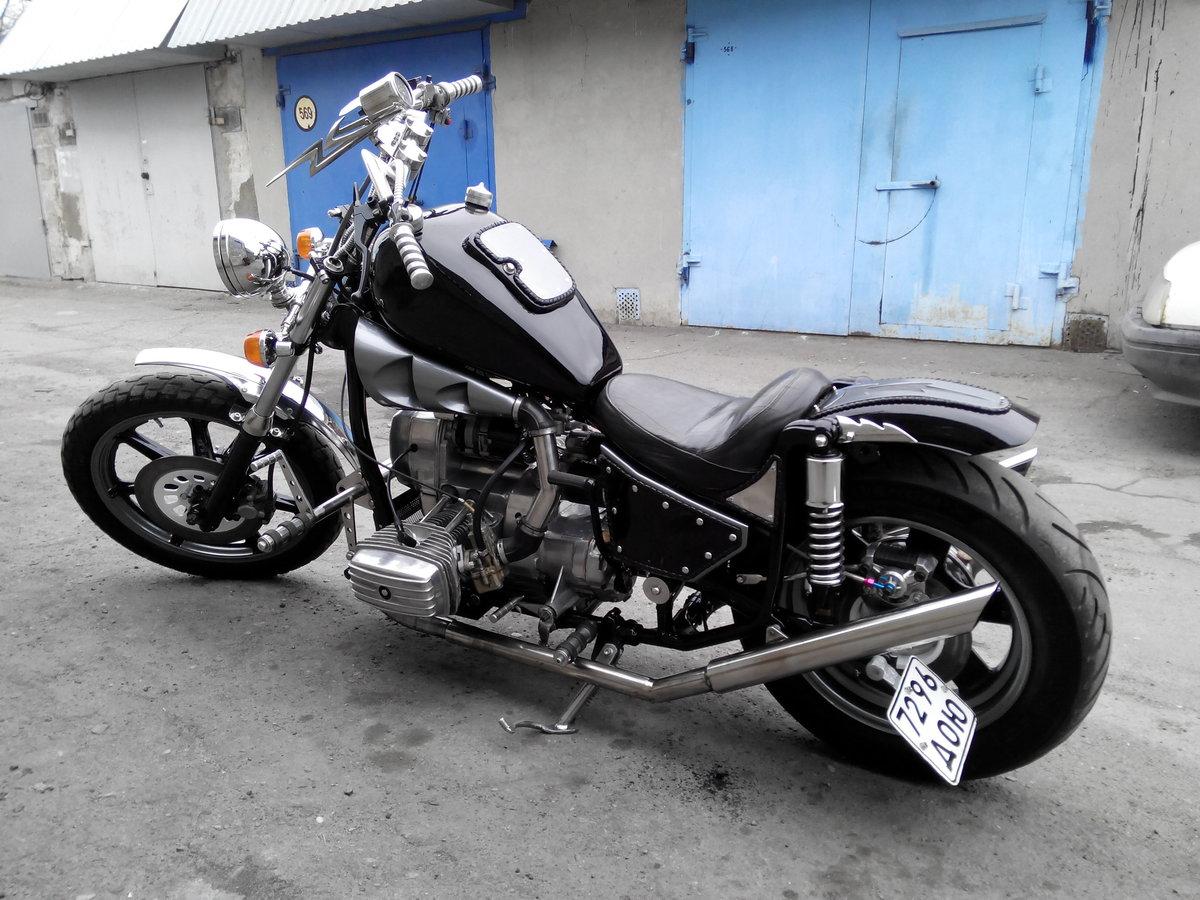 основании рогов днепр мотоцикл тюнинг фото бетонного