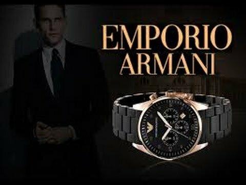 Комплект Часы Emporio Armani и клатч Emporio Armani вот пытаюсь научиться