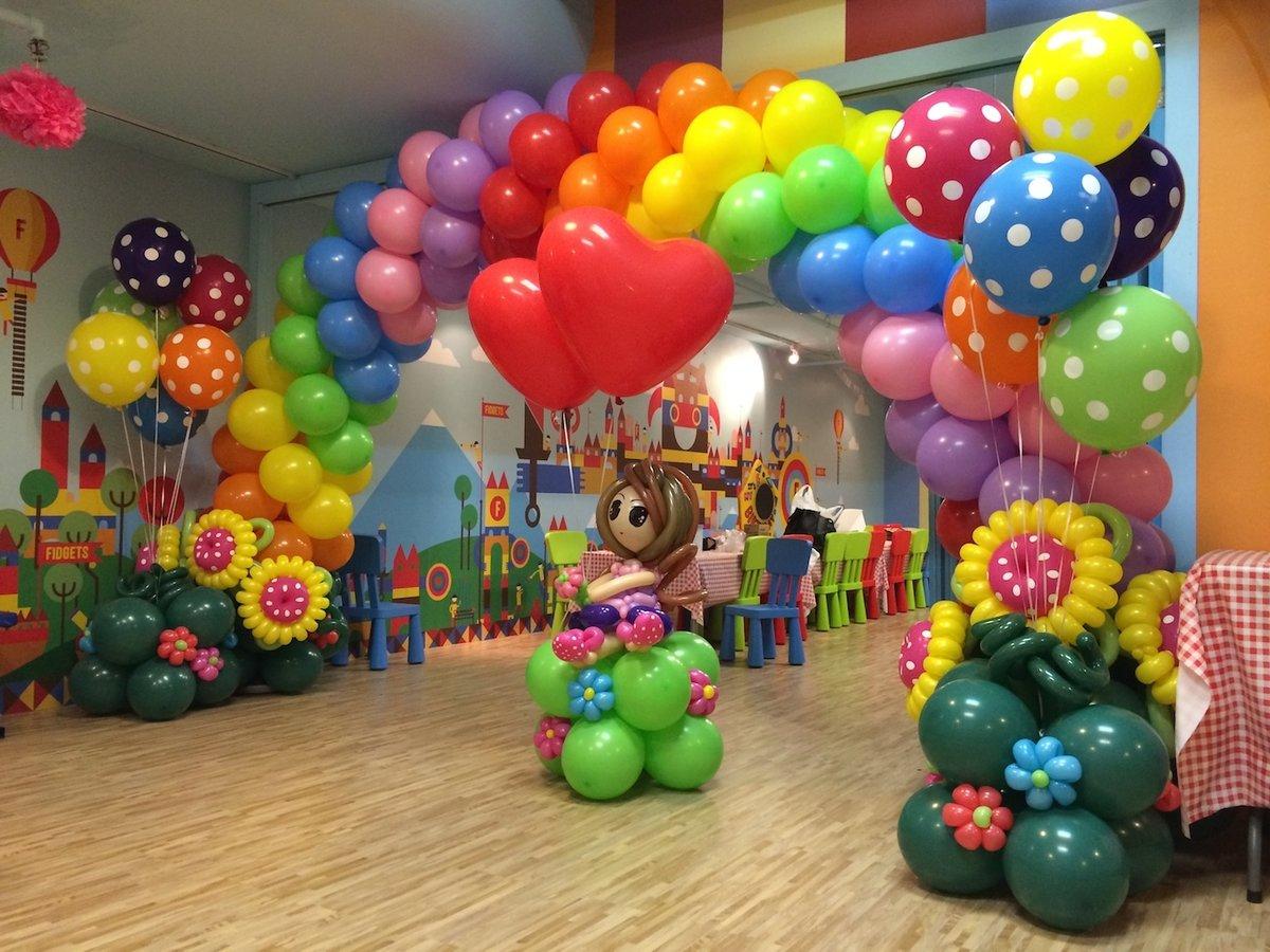 Воздушные шары для вашего праздника