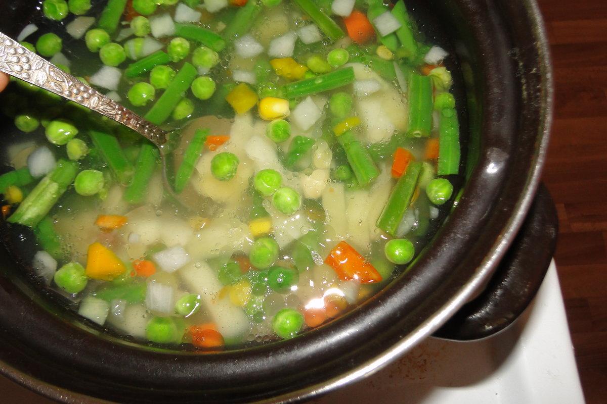 все-таки розы суп из овощной смеси рецепт с фото известная