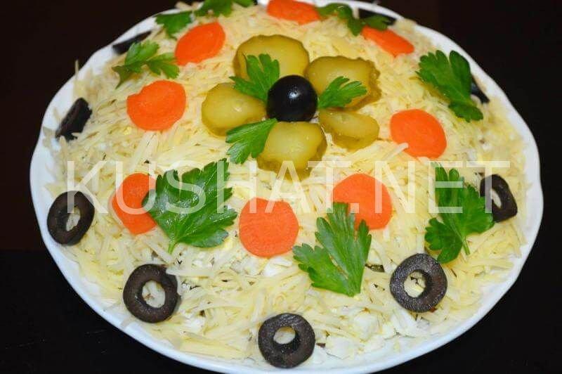 Салат для 42