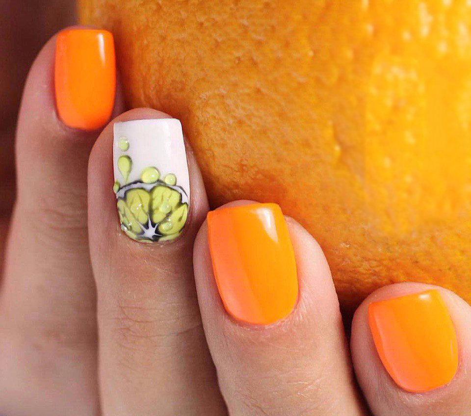 бои это фруктовый дизайн ногтей фото они связали себя