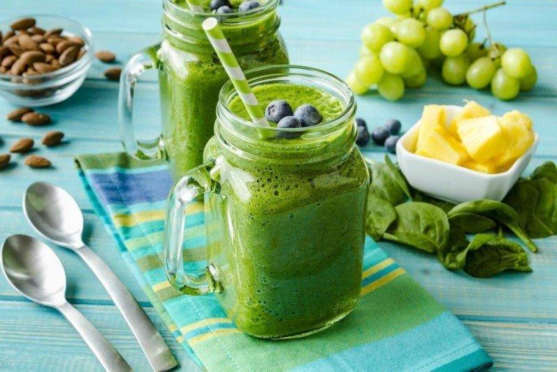 Зеленые яблоки для похудения