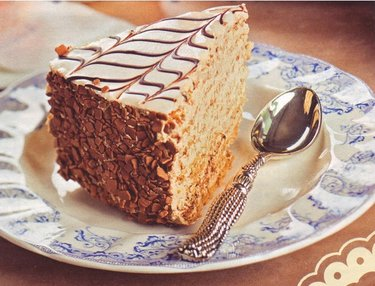 торт герцог шоколадно-ореховый рецепт
