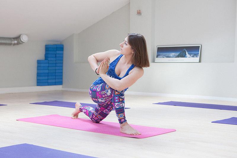 Начинающая Йога Для Похудения. Йога для начинающих, эффективный курс для похудения