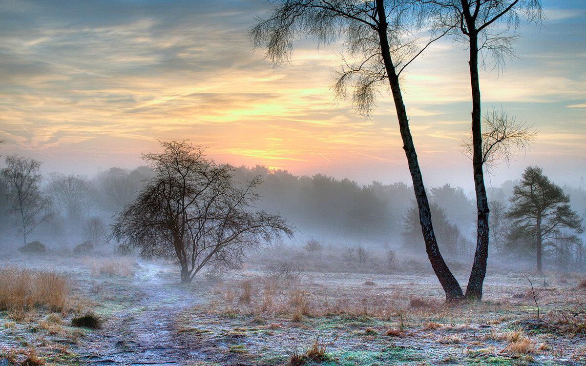 Картинки красивые утренние пейзажи, вознесением
